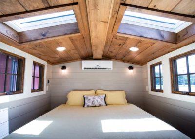 tinyhomebuildersflorida Denali XL bedroom